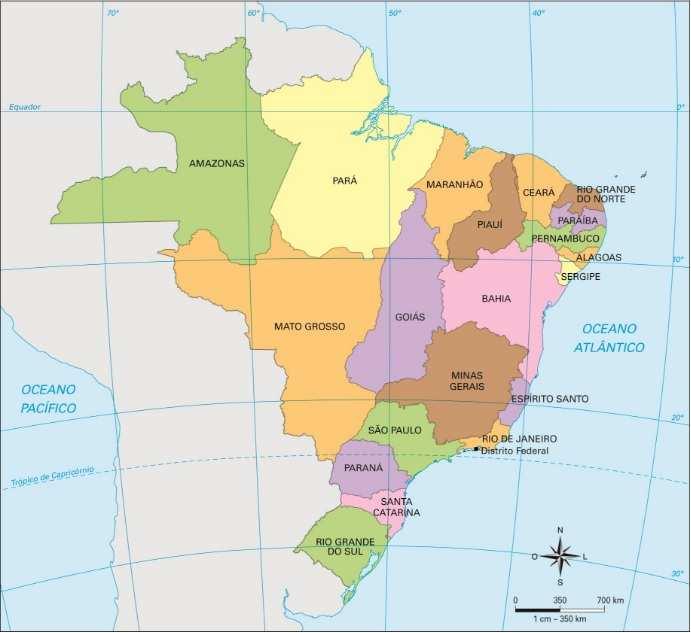 Maior Exposição a Fraude: Produtos e Estados Brasileiros.