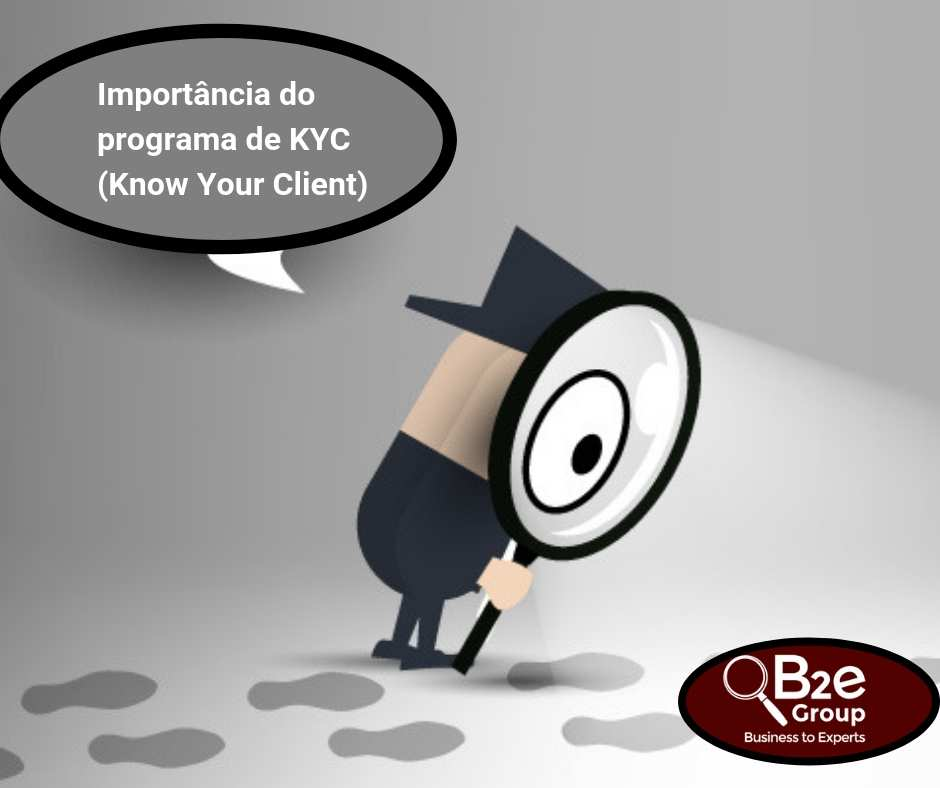 Importância do programa de KYC (Know Your Client)
