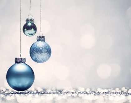 Mercado de compras do Natal de 2019
