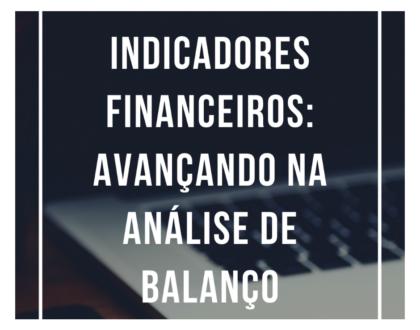E-book - Indicadores Financeiros