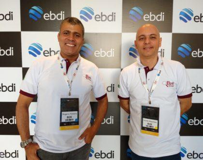 Rogério e Renato na EBDI