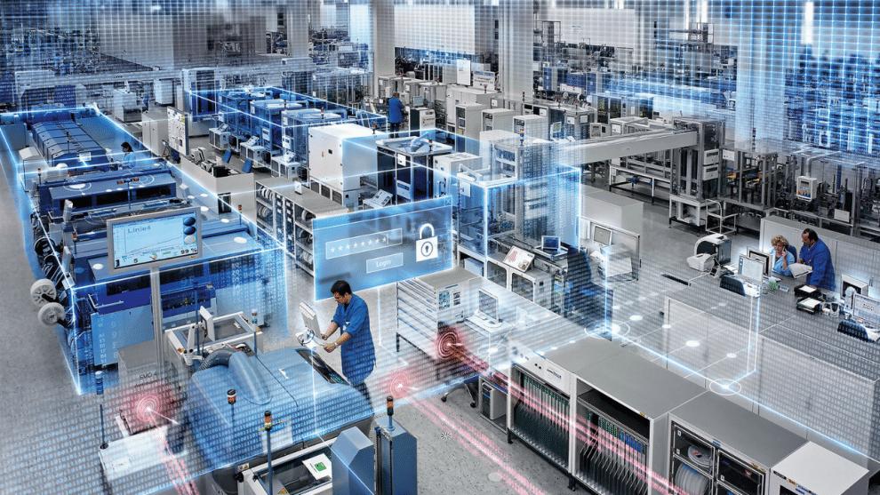 industria de tecnologia